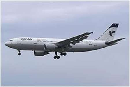 پروازهای تبریز - نجف از فرودگاه تبریز افزایش یافت
